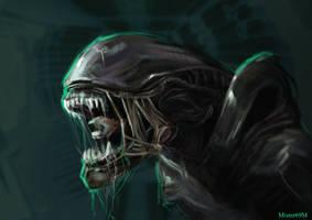 Alien by Mister69M