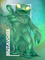 Mutavore by Wansworld by Troubleseeker