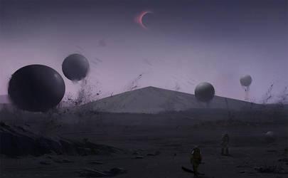 Mars by VictorMosquera