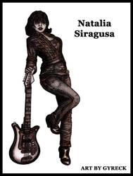 Natalia Siragusa by Gyreck