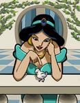 Jasmine by lorilouz