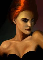 Natalie Portman by lorilouz