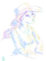 Calamity Jane by lorilouz