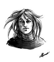 Portrait2 by lorilouz