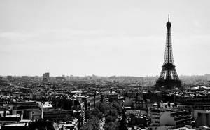 Paris en Noir et Blanc by LukasSowada