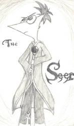 Phineas Flynn 'The Seer' by LianneSilver927