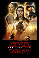 The Last Jedi by amyisalittledecoy