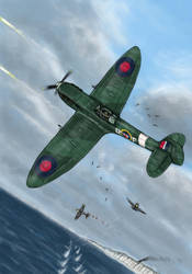 'Battle of Britain 1' colour by grievous15