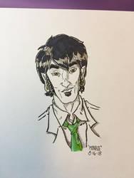 Brush Pen Monroe by Misfits-Of-Mischief