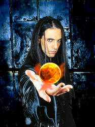 Criss Angel the Illusionist by alientwilight