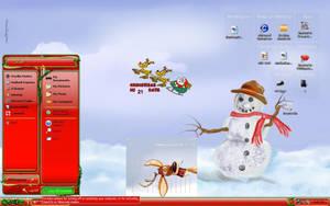 The Snowman screenie by teddybearcholla