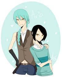 ~Aria~ by Aikansei