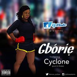 Gborie - DJ Woske feat Cyclone by DPencilPusher