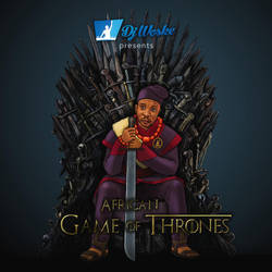 African Game Of Thrones by DJWoske by DPencilPusher
