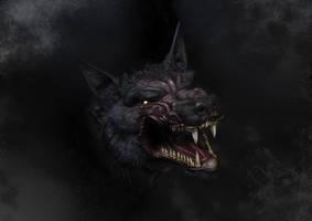 werewolf by JGuerra150