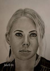 Danish actress Birgitte Hjort Srensen by Julia-R-Ch
