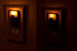 Night-light by adamlhumphreys