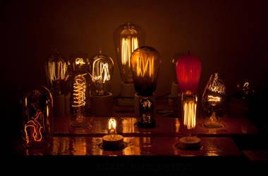 Light Bulb Collection, Update 3 by adamlhumphreys