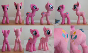 Pinkie Pie WIP by adamlhumphreys