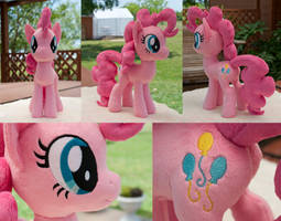 Pinkie Pie 4 (and Pattern) by adamlhumphreys