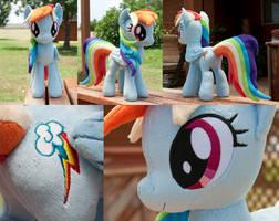 Rainbow Dash 2 for Jeddaven by adamlhumphreys