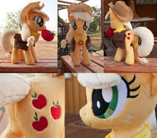 Applejack for ChuckinBrony by adamlhumphreys