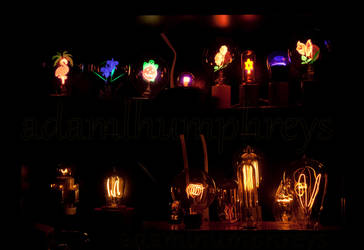 Light Bulb Collection, Update 4 by adamlhumphreys