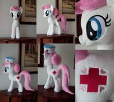 Nurse Redheart for Blitzkrieg-Buck by adamlhumphreys