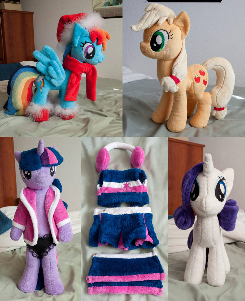 Plushies for Sale by adamlhumphreys