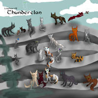 This is Thunderclan by TheFallenWhisper