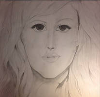 Ellie Goulding (Traditional) by TheFallenWhisper