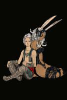 Final Fantasy XII by poyozodoll