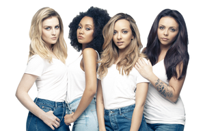 Little Mix PNG by Nikrecia