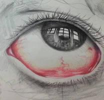 Eye sketch by emiliovargas
