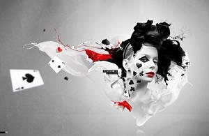pokerface by grohsARTig
