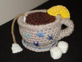 Tea Time by Lass-Samantha