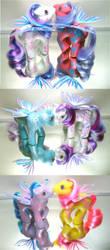 Flower Fantasy-Windy Wing set by MLPMeadows
