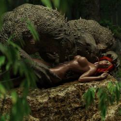 Jungle Delicacy by Shimeri