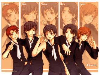 :Arashi: by o0littlehands0o