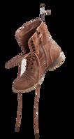 Old Shoe by pixelmixtur-stocks
