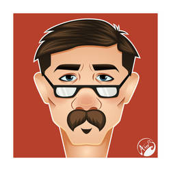 Moustach by M053AB