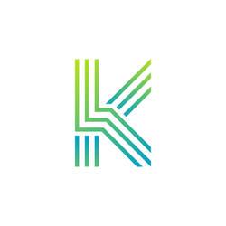 K logo by M053AB