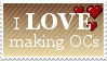 Love to make OCs by raila