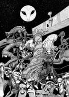 Devil's Night by mattpinyan