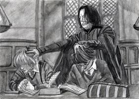 Harry Potter by Chimera9