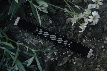 Bracelet 'Moon Phases' by releaserevolverenew