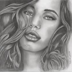 Leona Lewis by Shazhutch