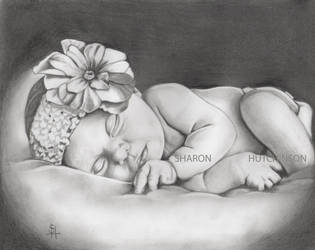 Flower Baby by Shazhutch