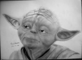 Yoda by Polonx