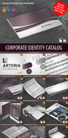 Complete corporate identity catalog 2 by mucahitgayiran